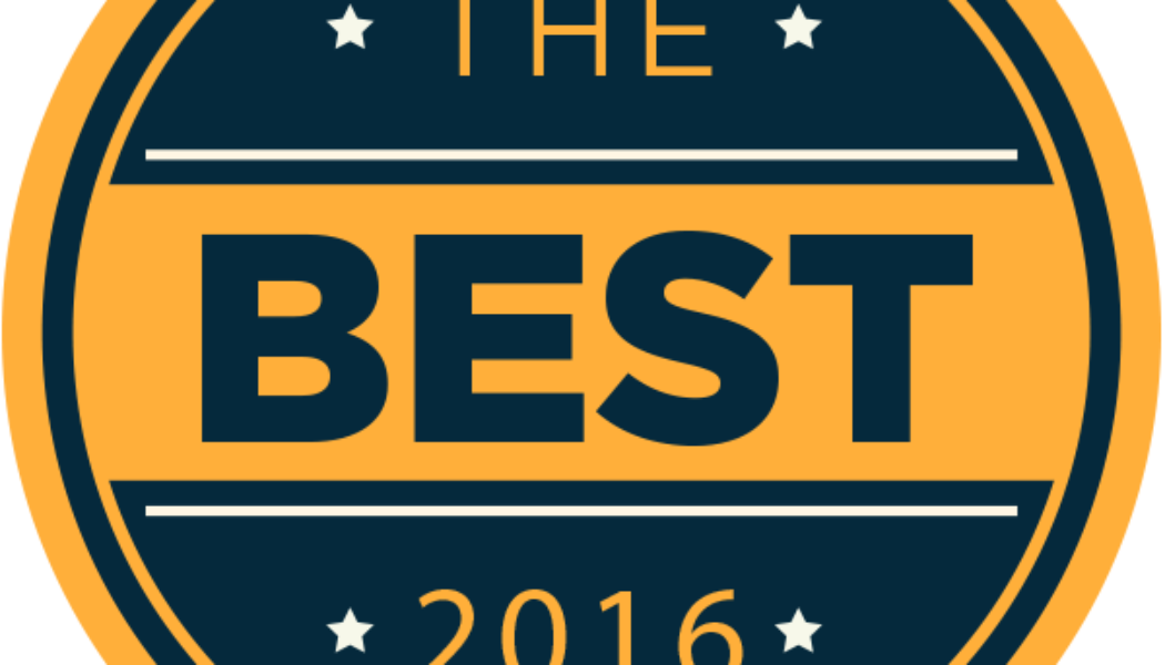 The Best of 2016 on therodinhoods!