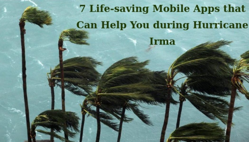 7 Mobile Apps that You Need during Emergency Situations